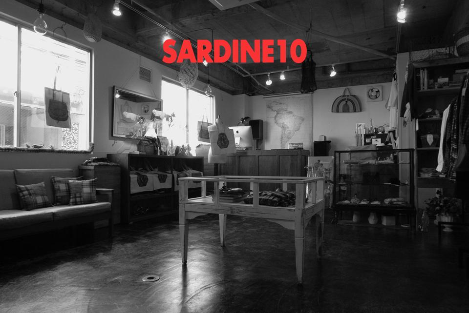 10年経ったからって別になんもないけど、SARDINE S/S 2019やるよ。THIS EVENT HAS ENDED