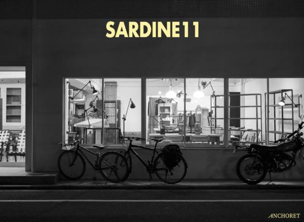 11年目のSARDINEは、・・・・・・・・